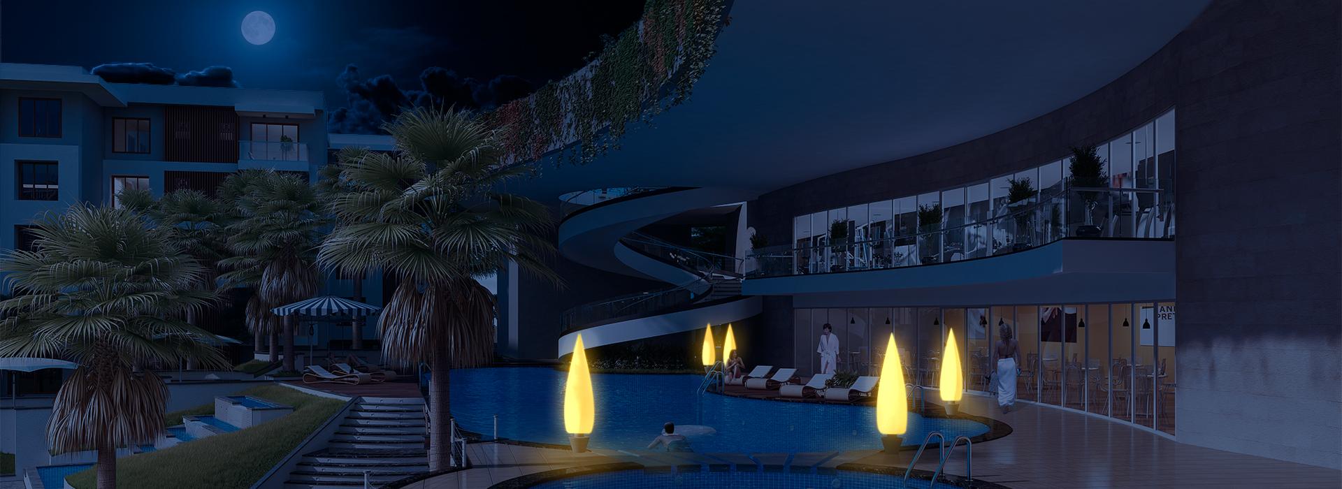 2 BHK Premium Apartments