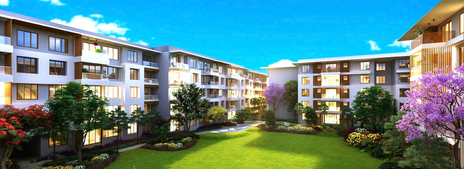 3 BHK Premium Apartments